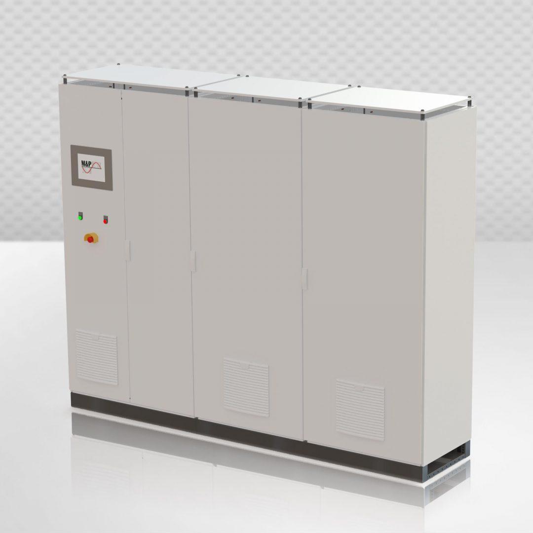 Hochleistungsquellen 10 kW bis MW-Bereich